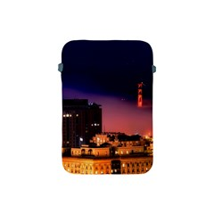 San Francisco Night Evening Lights Apple Ipad Mini Protective Soft Cases