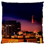 San Francisco Night Evening Lights Large Flano Cushion Case (Two Sides) Front