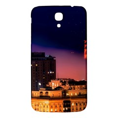 San Francisco Night Evening Lights Samsung Galaxy Mega I9200 Hardshell Back Case