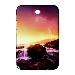 California Sea Ocean Pacific Samsung Galaxy Note 8 0 N5100 Hardshell Case