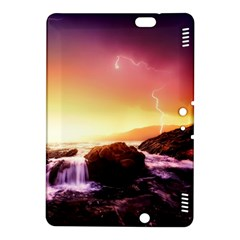 California Sea Ocean Pacific Kindle Fire Hdx 8 9  Hardshell Case