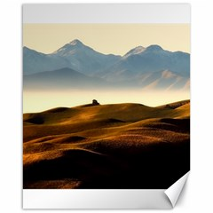 Landscape Mountains Nature Outdoors Canvas 16  X 20