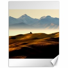 Landscape Mountains Nature Outdoors Canvas 18  X 24