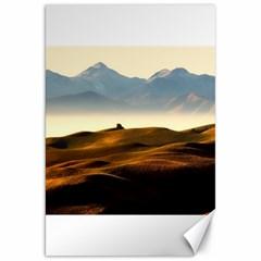 Landscape Mountains Nature Outdoors Canvas 20  X 30