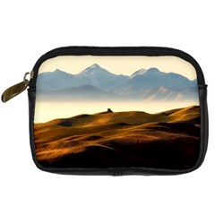 Landscape Mountains Nature Outdoors Digital Camera Cases