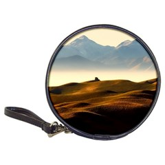 Landscape Mountains Nature Outdoors Classic 20 Cd Wallets