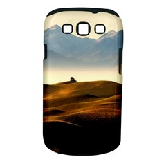 Landscape Mountains Nature Outdoors Samsung Galaxy S Iii Classic Hardshell Case (pc+silicone)