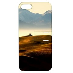 Landscape Mountains Nature Outdoors Apple Iphone 5 Hardshell Case With Stand