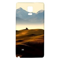 Landscape Mountains Nature Outdoors Galaxy Note 4 Back Case