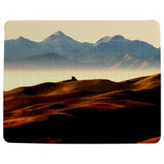 Landscape Mountains Nature Outdoors Jigsaw Puzzle Photo Stand (rectangular)