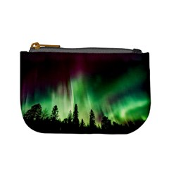 Aurora Borealis Northern Lights Mini Coin Purses