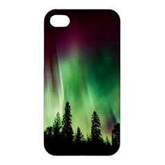 Aurora Borealis Northern Lights Apple Iphone 4/4s Hardshell Case