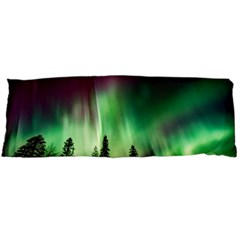 Aurora Borealis Northern Lights Body Pillow Case Dakimakura (two Sides)