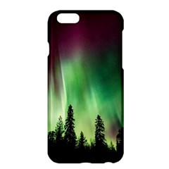 Aurora Borealis Northern Lights Apple Iphone 6 Plus/6s Plus Hardshell Case