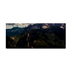 Italy Valley Canyon Mountains Sky Cosmetic Storage Cases