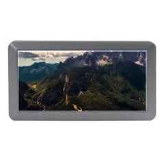 Italy Valley Canyon Mountains Sky Memory Card Reader (mini)