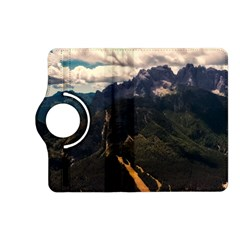 Italy Valley Canyon Mountains Sky Kindle Fire Hd (2013) Flip 360 Case
