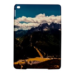 Italy Valley Canyon Mountains Sky Ipad Air 2 Hardshell Cases