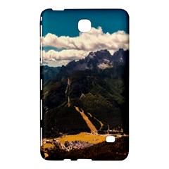 Italy Valley Canyon Mountains Sky Samsung Galaxy Tab 4 (7 ) Hardshell Case