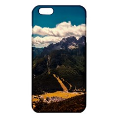 Italy Valley Canyon Mountains Sky Iphone 6 Plus/6s Plus Tpu Case