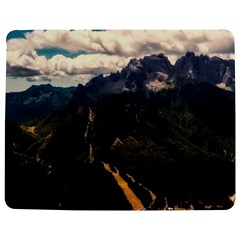 Italy Valley Canyon Mountains Sky Jigsaw Puzzle Photo Stand (rectangular)