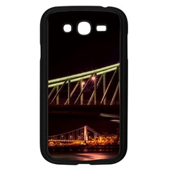 Budapest Hungary Liberty Bridge Samsung Galaxy Grand Duos I9082 Case (black)