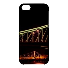 Budapest Hungary Liberty Bridge Apple Iphone 5c Hardshell Case
