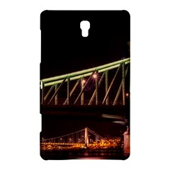Budapest Hungary Liberty Bridge Samsung Galaxy Tab S (8 4 ) Hardshell Case