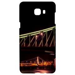 Budapest Hungary Liberty Bridge Samsung C9 Pro Hardshell Case