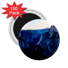 Yosemite National Park California 2 25  Magnets (100 Pack)