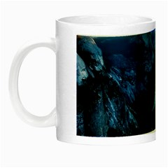 Yosemite National Park California Night Luminous Mugs