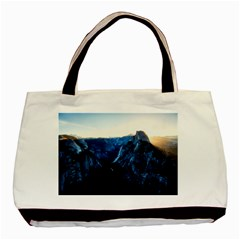 Yosemite National Park California Basic Tote Bag