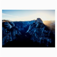 Yosemite National Park California Large Glasses Cloth (2 Side)