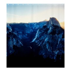 Yosemite National Park California Shower Curtain 66  X 72  (large)