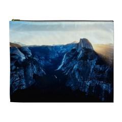Yosemite National Park California Cosmetic Bag (xl)