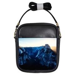 Yosemite National Park California Girls Sling Bags