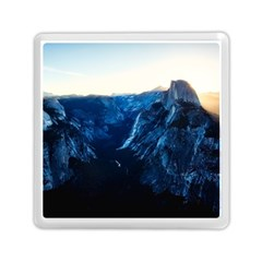 Yosemite National Park California Memory Card Reader (square)
