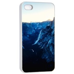 Yosemite National Park California Apple Iphone 4/4s Seamless Case (white)