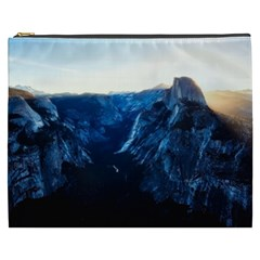 Yosemite National Park California Cosmetic Bag (xxxl)