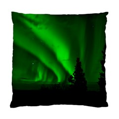 Aurora Borealis Northern Lights Standard Cushion Case (two Sides)