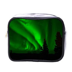 Aurora Borealis Northern Lights Mini Toiletries Bags