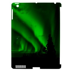 Aurora Borealis Northern Lights Apple Ipad 3/4 Hardshell Case (compatible With Smart Cover)