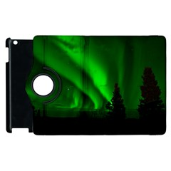 Aurora Borealis Northern Lights Apple Ipad 3/4 Flip 360 Case