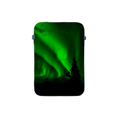 Aurora Borealis Northern Lights Apple Ipad Mini Protective Soft Cases