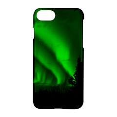 Aurora Borealis Northern Lights Apple Iphone 7 Hardshell Case