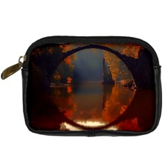 River Water Reflections Autumn Digital Camera Cases