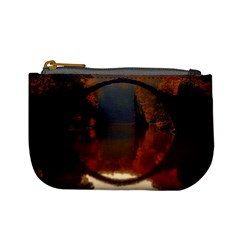 River Water Reflections Autumn Mini Coin Purses