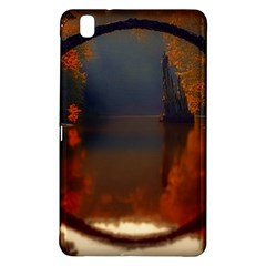 River Water Reflections Autumn Samsung Galaxy Tab Pro 8 4 Hardshell Case