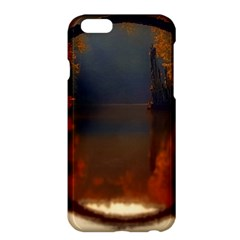 River Water Reflections Autumn Apple Iphone 6 Plus/6s Plus Hardshell Case