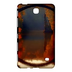 River Water Reflections Autumn Samsung Galaxy Tab 4 (7 ) Hardshell Case